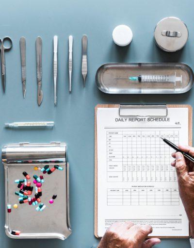 Медикаментозное обследование